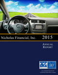 Nicholas Financial - 2015 Annual Report